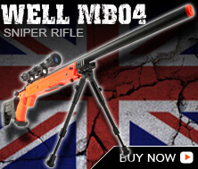 well mb04 sniper rifle